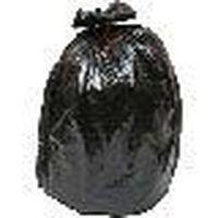 SAC POUBELLE NOIR 110 L X 200 | E000257