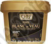 FOND BLANC DE VEAU CHEF | A142158