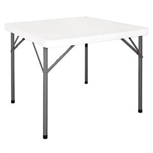 TABLE CARREE PLIANTE BOLERO Y807