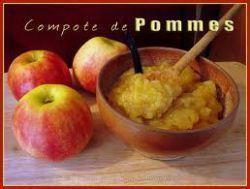 COMPOTE DE POMME 4/4   A024213