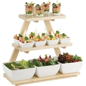 SUPPORT BUFFET PYRAMIDE ERABLE APS GK817