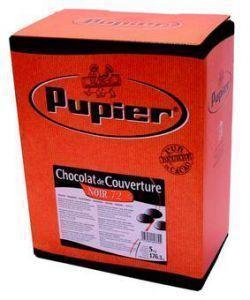 CHOCOLAT GANACHE PALETS 44% PUPIER 5 KG | A52595