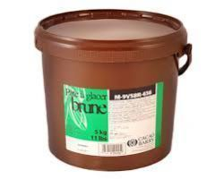 PATE A GLACER BRUNE BARRY 5 KG   A285484