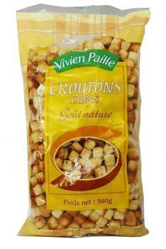 CROUTONS NATURES 500 GRS   A105619
