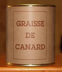GRAISSE DE CANARD 5/1   A240090