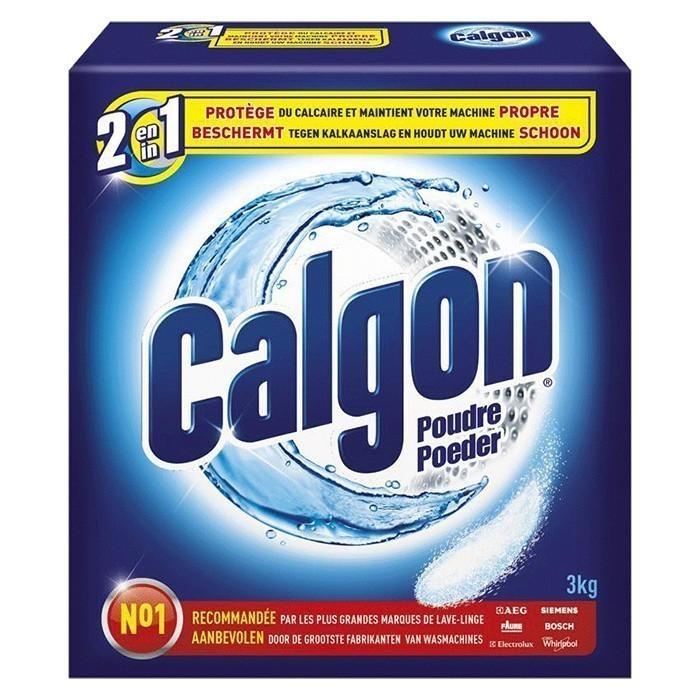 CALGON POUDRE 2 EN 1 BARIL DE 1.5 KG | E004934