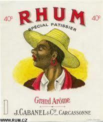RHUM GRAND AROME 0.40% 1 L | A8520