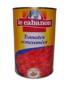 TOMATES CONCASSEES CABANON 5/1   A34430