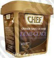 SAUCE DEMI-GLACE CHEF | A