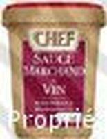 SAUCE MARCHAND DE VIN CHEF   A140609