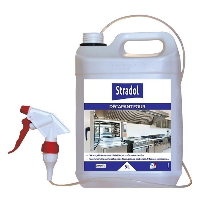 STRADOL FOUR LIQUIDE 5 L + PISTOLET   E128296
