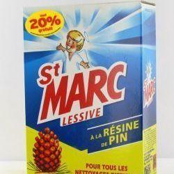 LESSIVE ST MARC A LA RESINE DE PIN 1K400 | E000495
