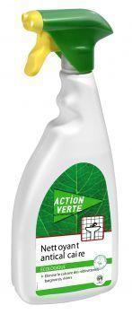ACTION VERTE ANTI CALCAIRE VAPORISATEUR 750 ML | E127040