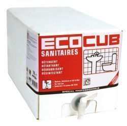 ECOCUB SANITAIRE 10 L | E212341