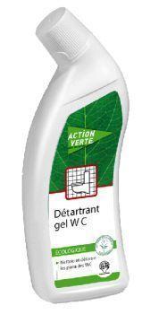 ACTION VERTE DETARTRANT WC 750 ML   E127020
