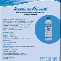 ALCOOL DE SECURITE 1 L | A004386