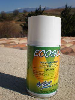 INSECTICIDE ECOSOL 250 ML POUR DIFFUSEUR AUTOMATIQUE | E000031