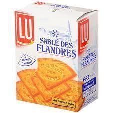 BISCUIT SABLES DES FLANDRES X 120 X 3   A001075
