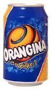 ORANGINA BOITE DE 33 CL | A007210